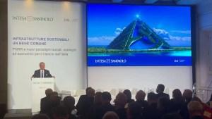 Infrastrutture sostenibili per rilanciare il Paese