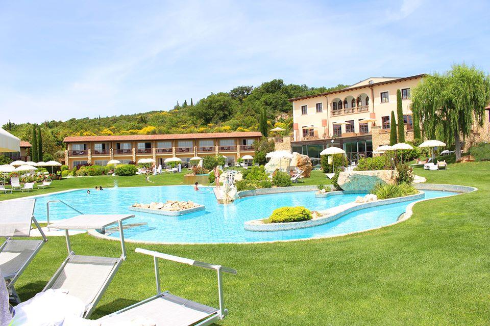 Hotel Adler Bagni Vignone  Spazio