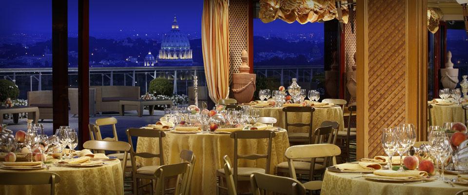 Hotel Rome Cavalieri  Roma