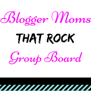 Blogger Moms That Rock Pinterest Group Board