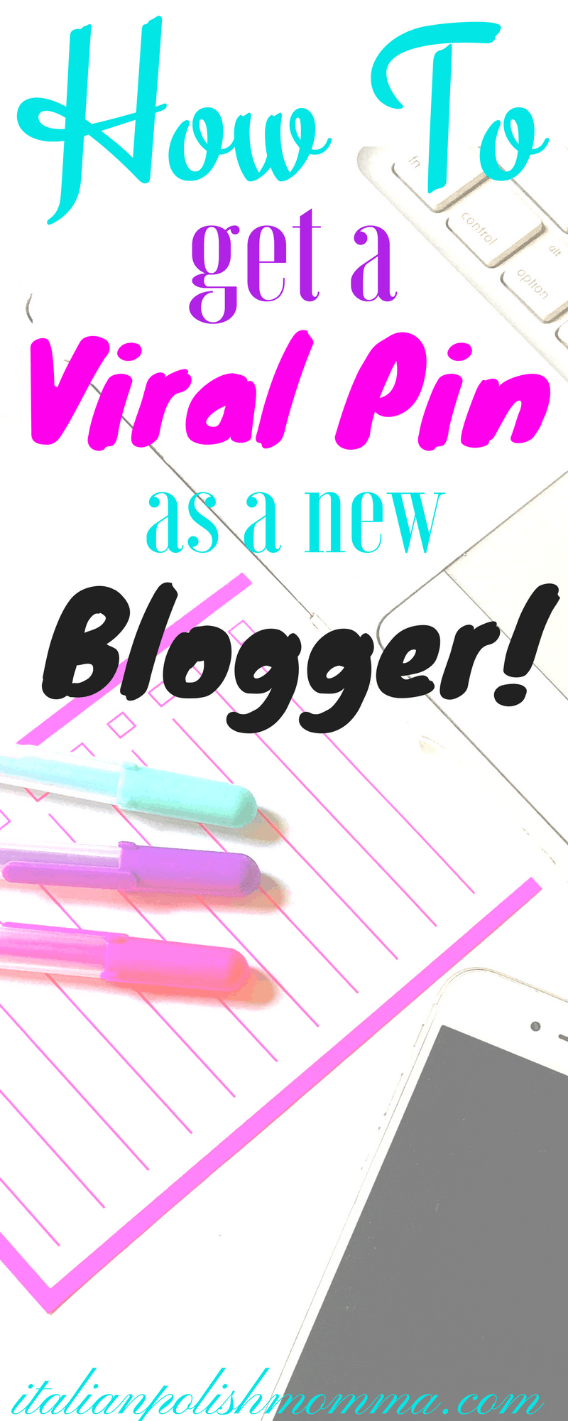 How to get a viral pin as a new blogger!