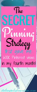 Secret Pinning Strategy That Will Double Your Traffic!