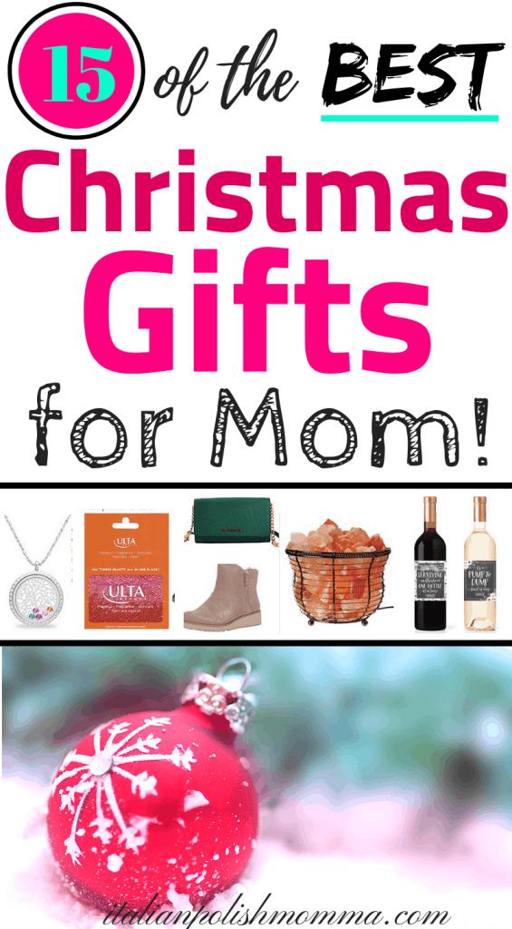 Awesome Christmas Gifts For Moms Italianpolishmommacom