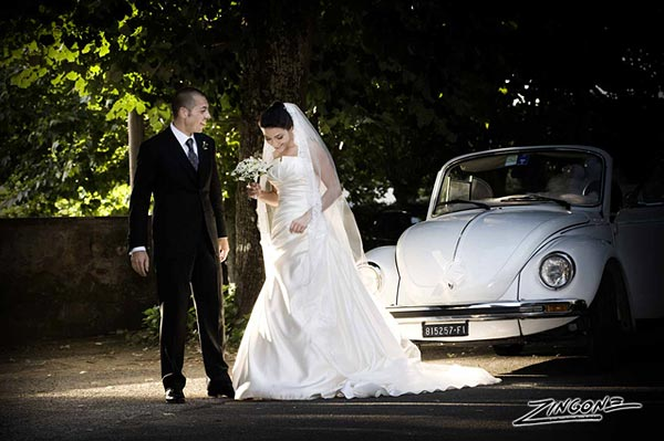 countryside wedding in Rome