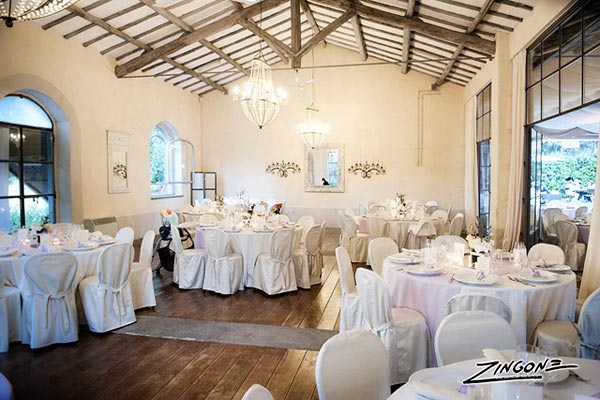 countryside wedding venue in Rome