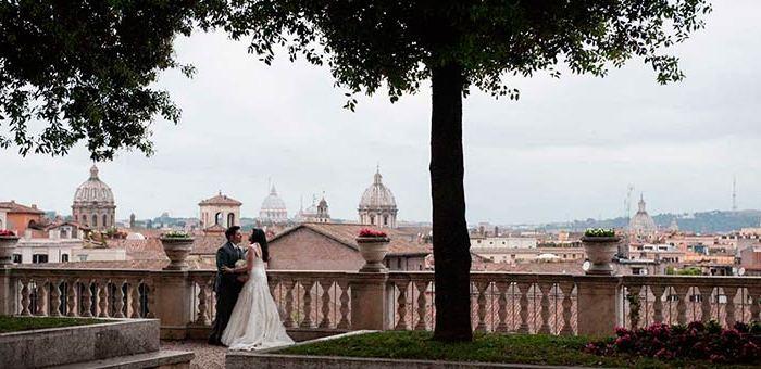 irish catholic weddings in rome - photo#32