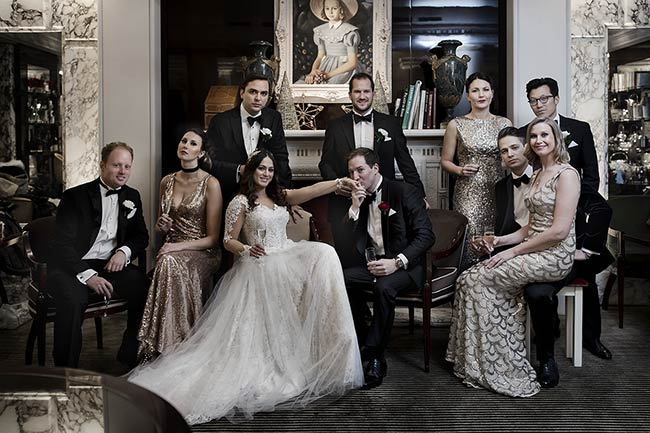 Stunning winter wedding in rome stunning winter wedding in the eternal city of rome junglespirit Images