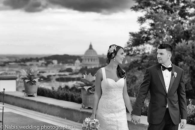 wedding-saint-peter-basilica-rome