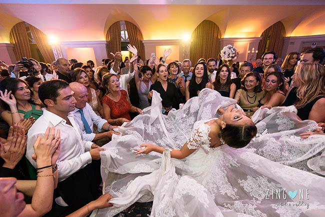 A Wonderful Jewish Wedding In Rome To Remember