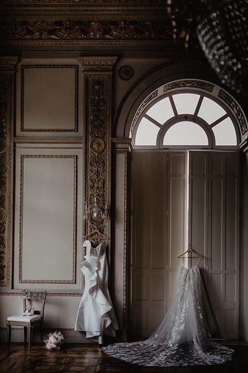 Wedding ceremony Villa Aurelia Rome