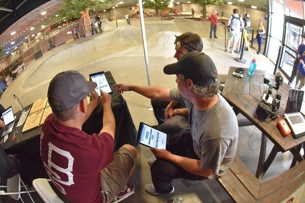 corso giudici skateboard fisr