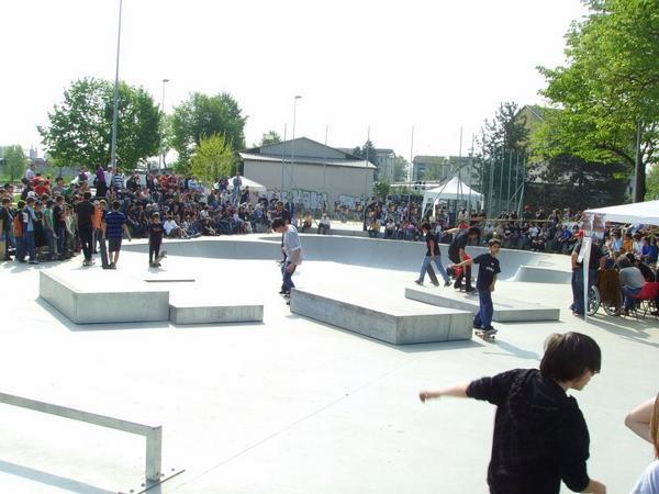Belze Bowl Skate Park - Torino