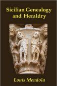 Sicilian Genealogy & Heraldry - Louis Mendola Book - Buy it on Amazon