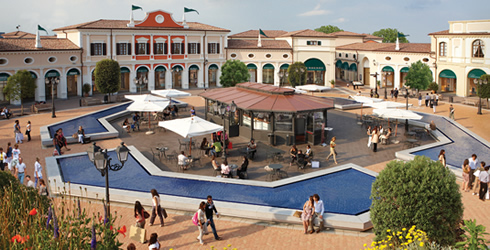 Outlets in Italy the best deals for fashion shopping