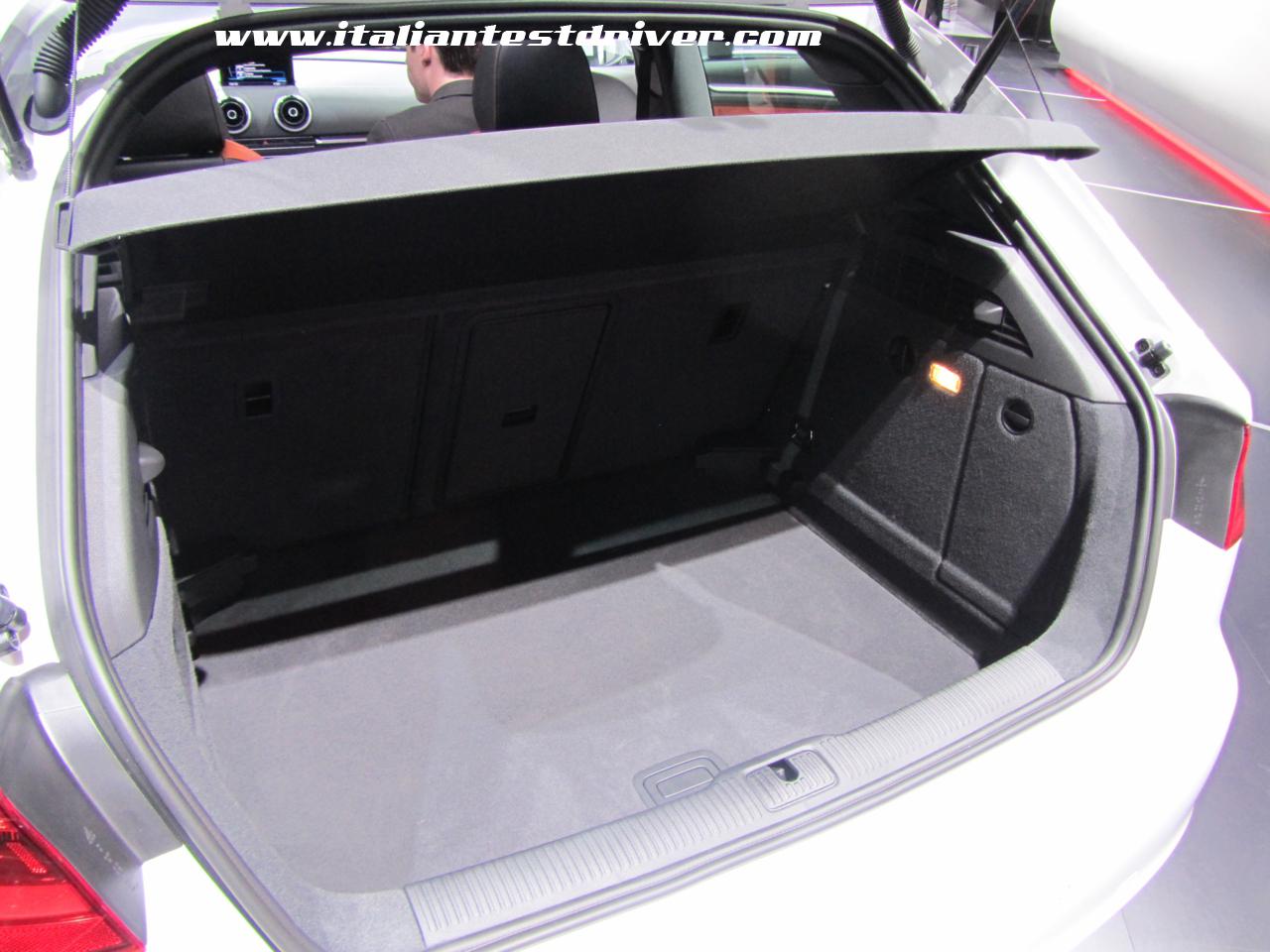 Salone di Ginevra 2012 Live nuova Audi A3  ItalianTestDriver