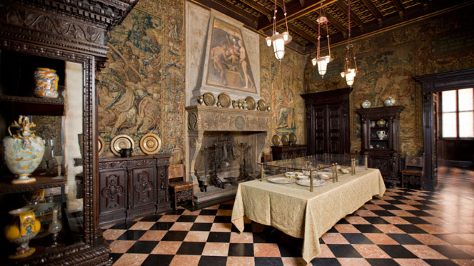 The Milan Historic House Museums Network history and art