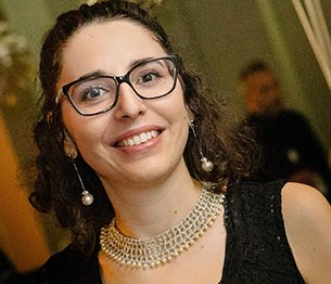 Sara Mezzacappa Social Media Manager