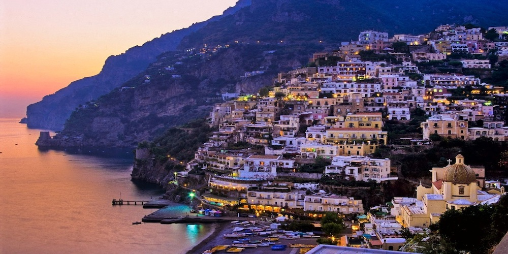A wedding on the Amalfi Coast provides incredible choises