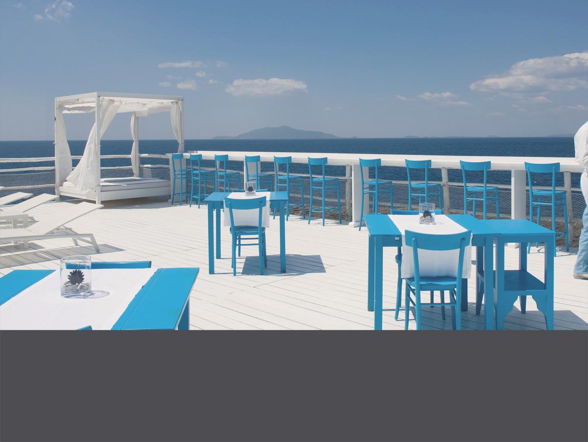 Cliffside Restaurant Restaurants in Capri  The Italian