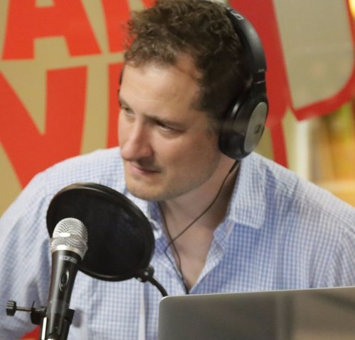 Monty Waldin, host of Italian Wine Podcast