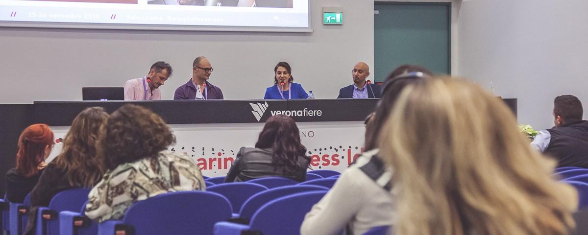 Podcast Panel Discussion wine2wine 2019