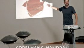 Corso Hang-Handpan