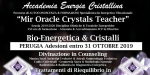 Mir Oracle Crystals Teacher Perugia