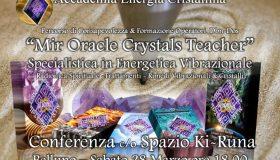 Mir Oracle Crystals Cards Encoder