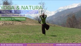 Weekend Yoga & Natura
