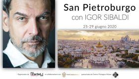 San Pietroburgo con Igor Sibaldi