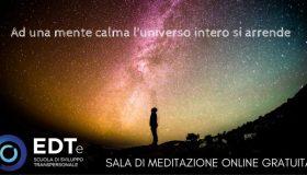 Sala di Meditazione online gratuita