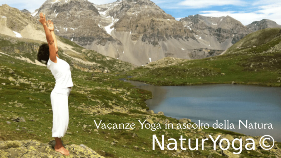 Vacanza Yoga e Natura montagna Agosto 2021
