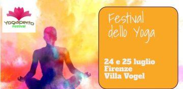 Festival dello yoga Firenze