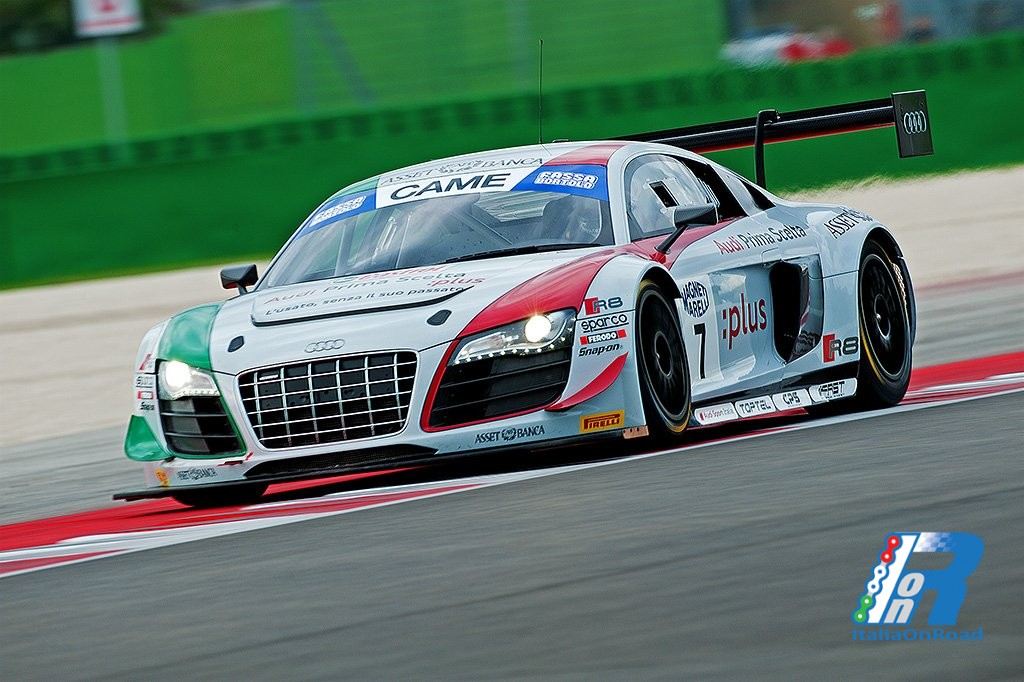 CIGT - A Misano Mapelli-Amici portano in trionfo l'Audi - ItaliaOnRoad - Rivista Italia Motori ItaliaOnRoad – Rivista Italia Motori