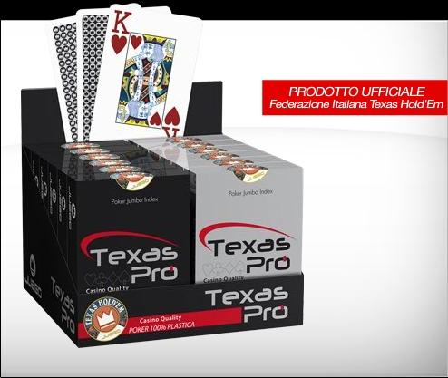 Juego  Carte da gioco professionali e Set da Poker