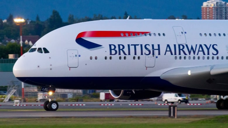 Fumo a bordo solo British Airways