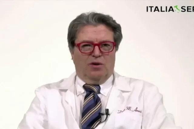 Dottor Mariano Amici medico