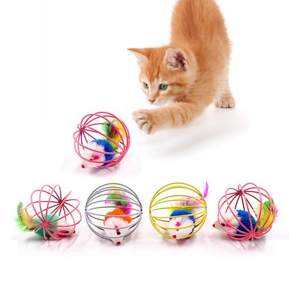 🐈 Lots of fun games for your cat Your cat will go crazy 😻 😸 For your enjoyment - Giochi per gatti