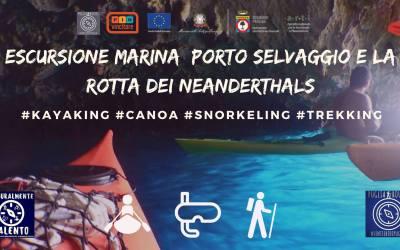 Escursione marina: Porto Selvaggio e la Rotta dei Neanderthals