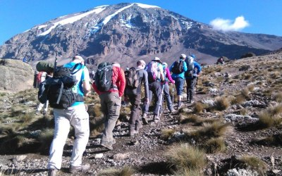 Il Trekking o passeggiate in natura trasformano il corpo e la mente