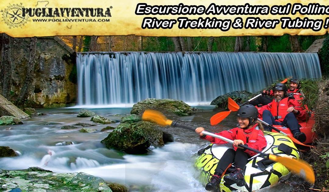 River Trek nel Peschiera + River Tubing nel Mercure!