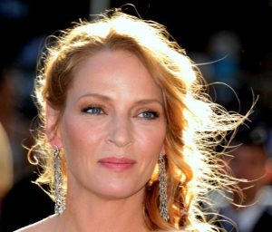 Uma Thurman, incidente: caduta da cavallo
