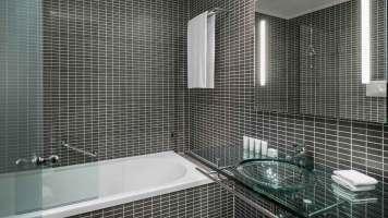 Hotel AC Firenze, Florence Italie (salle de bain)
