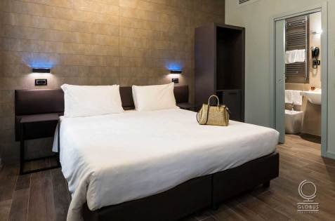 hotel Globus, Florence Italie (Chambre)