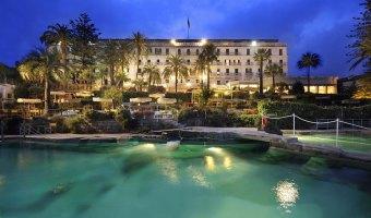 Royal Hotel Sanremo, Italie (hotel 5 étoiles luxe)