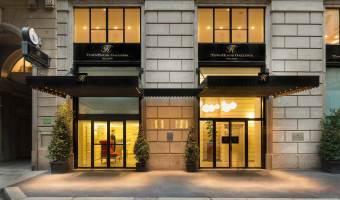 Town House Galleria, hotel de luxe Milan Italie