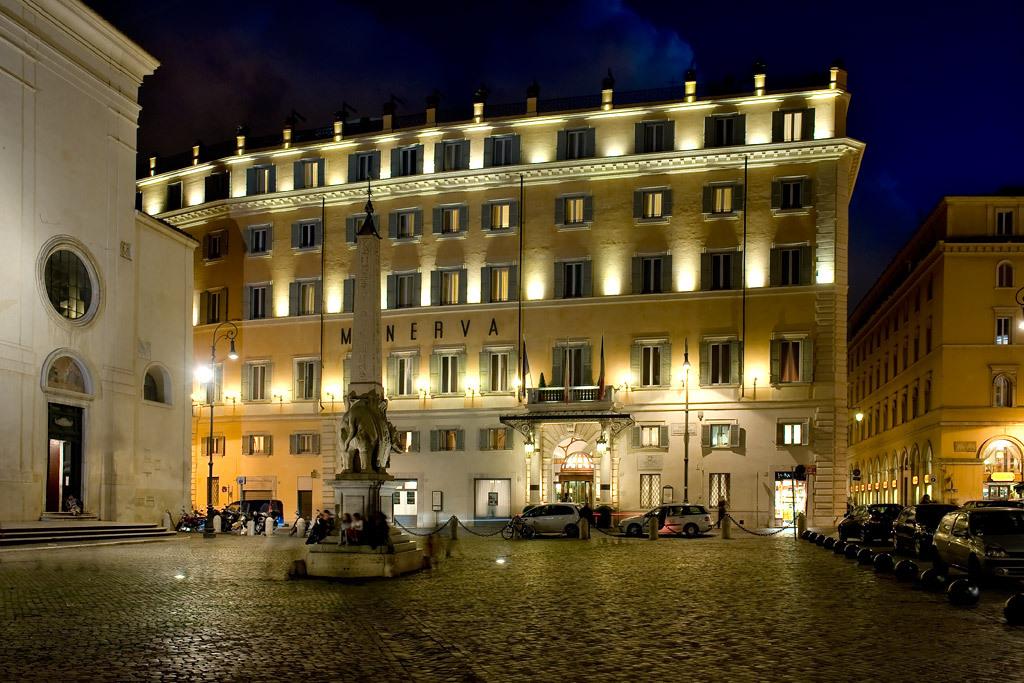 Grand Hotel de la Minerve Rome Italie