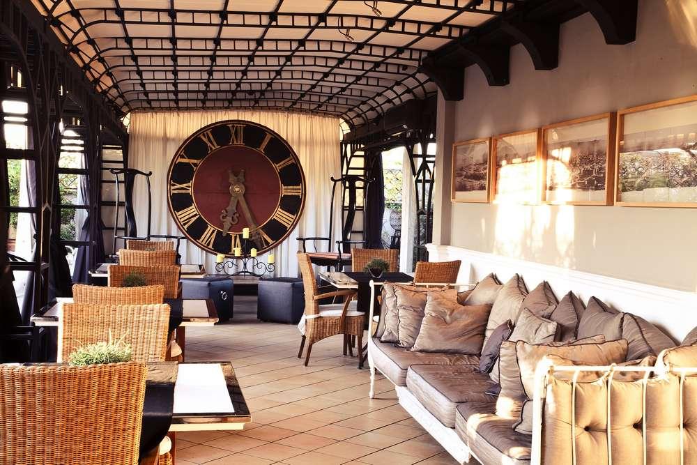 Hotel 4 etoiles avec terrasse panoramique Rome centre