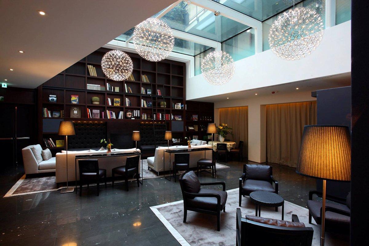 Lounge Hotel Milano Scala (Milan, Italie)
