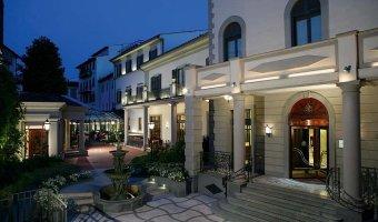 Montebello Splendid, hotel de luxe Florence Italie